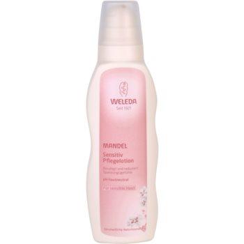 Weleda Almond lapte de corp piele sensibilă  200 ml