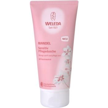 Weleda Almond cremă de duș pentru piele sensibilă  200 ml
