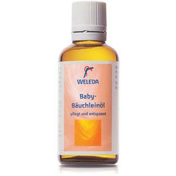Weleda Pregnancy and Lactation Öl für die Bauchmassage bei Säuglingen 1