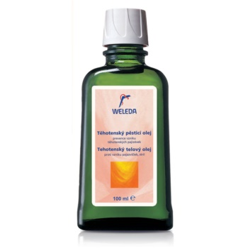Weleda Pregnancy and Lactation Pregnancy Skin Care Oil Stretch Marks