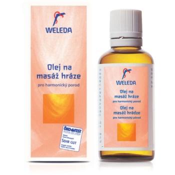Weleda Pregnancy and Lactation Damm-Massageöl 1