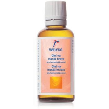 Weleda Pregnancy and Lactation olej na masáž hráze 50 ml