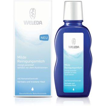 Weleda Cleaning Care почистващо мляко за нормална към суха кожа 1