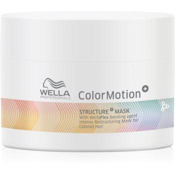 Wella Professionals ColorMotion+ Masca de par pentru protec?ia culorii poza