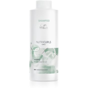 Wella Professionals Nutricurls Curls șampon micelar pentru păr creț