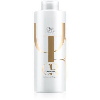 Wella Professionals Oil Reflections sampon hidratant fara greutate pentru un par stralucitor si catifelat poza noua