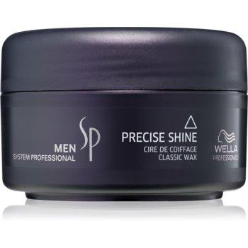 Wella Professionals SP Men Precise Shine ceara de par pentru barbati imagine produs
