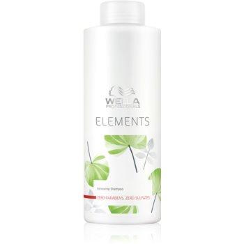 Wella Professionals Elements șampon regenerator fara sulfati poza noua
