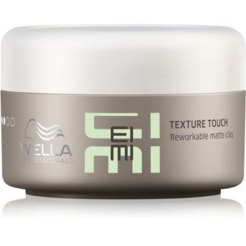 Wella Professionals Eimi Texture Touch gel pentru aranjarea parului cu efect matifiant imagine produs