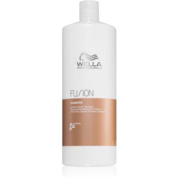 Wella Professionals Fusion șampon intens cu efect de regenerare