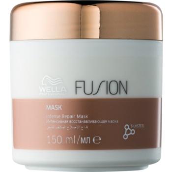 Wella Professionals Fusion masca intensă de întinerire  150 ml