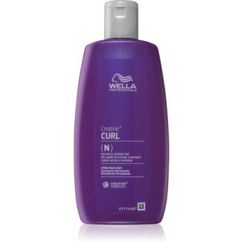 Wella Professionals Creatine+ Curl permanent rezistent la par natural imagine produs