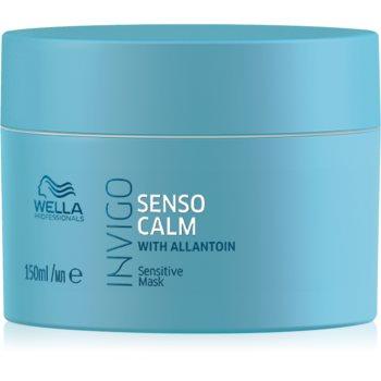Wella Professionals Invigo Senso Calm Masca de par pentru piele sensibila poza noua