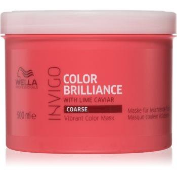 Wella Professionals Invigo Color Brilliance mască pentru păr vopsit des poza noua