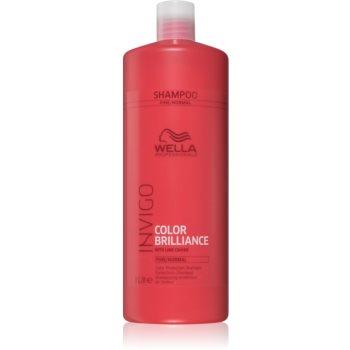 Wella Professionals Invigo Color Brilliance șampon pentru păr normal și fin vopsit