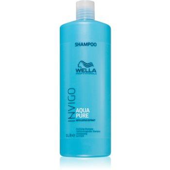 Wella Professionals Invigo Aqua Pure curatarea profunda a scalpului