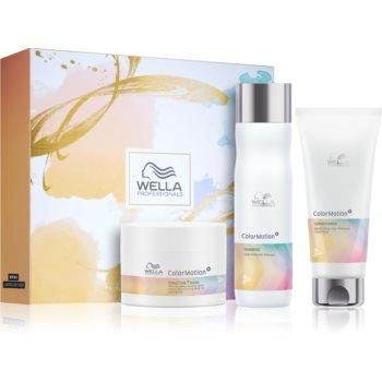 Wella Professionals ColorMotion+ set cadou (pentru pãr vopsit) imagine