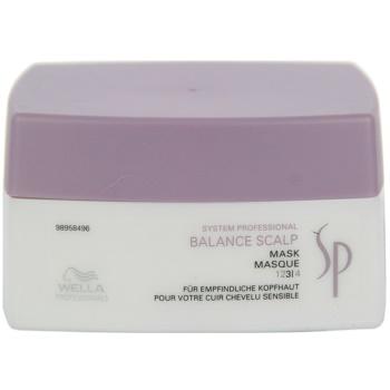 Wella Professionals SP Balance Scalp masca pentru piele sensibila
