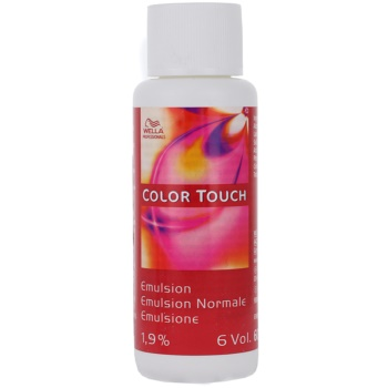 Wella Professionals Color Touch lotiune activa 1,9 % 6 vol.  60 ml