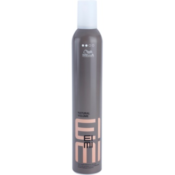 Wella Professionals Eimi Natural Volume spuma  pentru volum  500 ml