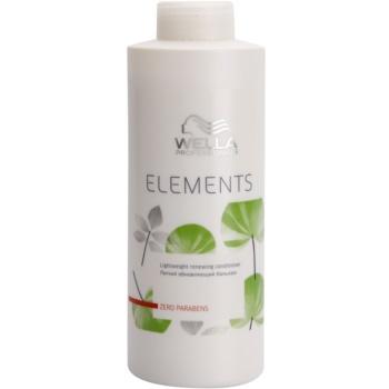 Wella Professionals Elements balsam pentru regenerare