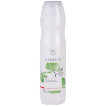 Wella Professionals Elements sampon regenerator fara sulfati  250 ml