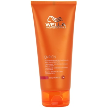 Wella Professionals Enrich balsam pentru par normal  200 ml
