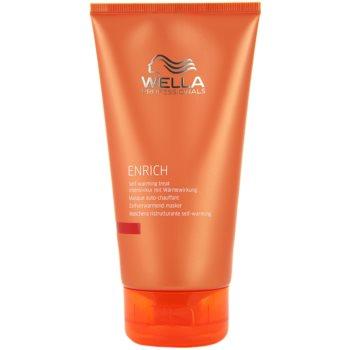 Fotografie Wella Professionals Enrich maska pro suché vlasy 150 ml