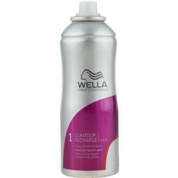 Wella Professionals Finish Glamour Recharge spray pentru par vopsit 1