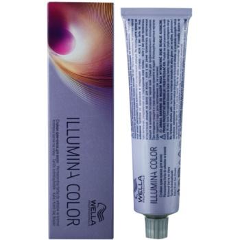 Fotografie Wella Professionals Illumina Color barva na vlasy odstín 8/05 60 ml