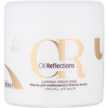 Wella Professionals Oil Reflections Mască nutritivă pentru păr neted și lucios  150 ml