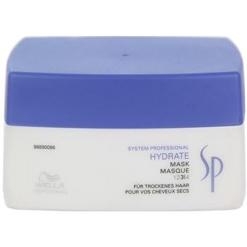 Wella Professionals SP Hydrate maseczka  do włosów suchych