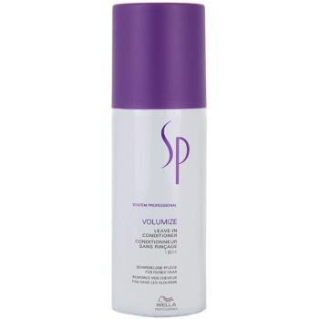 Wella Professionals SP Volumize balsam pentru par fin imagine produs