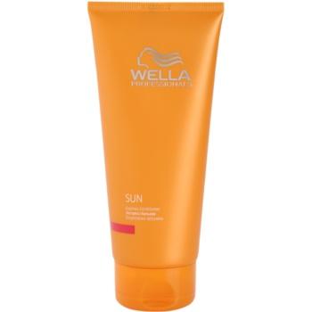 Wella Professionals SUN balsam regenerator express dupa expunerea la soare  200 ml