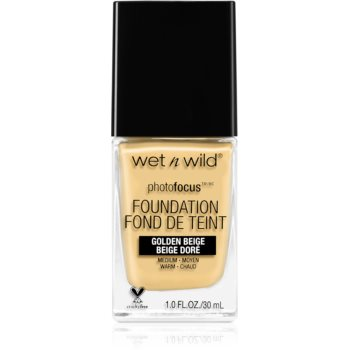 Wet n Wild Photo Focus Make-up lichid matifiant poza noua