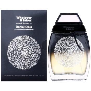 Image of Whatever It Takes Daniel Craig Eau de Parfum for Men 100 ml