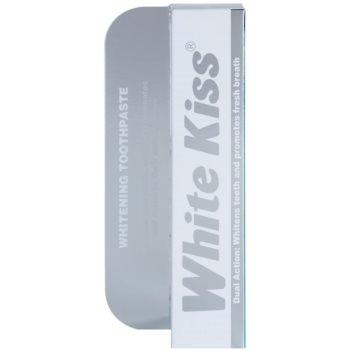 White Kiss Classic pasta de dinti pentru albire pentru o respiratie proaspata 2