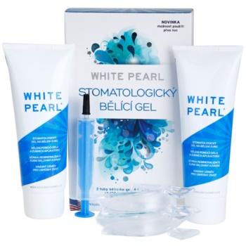 White Pearl Whitening System gel pentru inalbirea dintilor