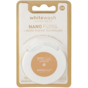 Whitewash Nano dentální nit s bělicím účinkem