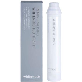 Whitewash Remineralising dentífrico branqueador para dentes sensíveis 1