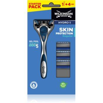 Wilkinson Sword Hydro5 Aparat de ras + rezervă lame