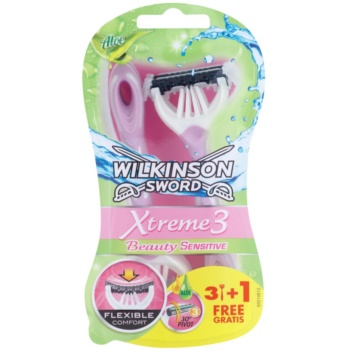 Wilkinson Sword Xtreme 3 Beauty Sensitive aparat de ras de unică folosință