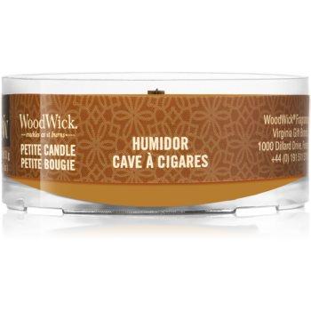 Woodwick Humidor votivkerze mit Holzdocht 31 g