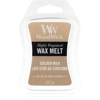 Woodwick Golden Milk ceară pentru aromatizator
