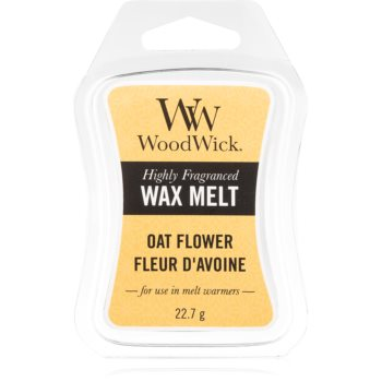 Woodwick Oat Flower ceară pentru aromatizator
