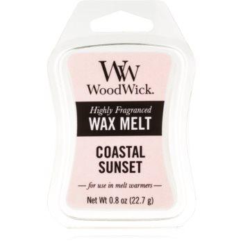 Woodwick Coastal Sunset ceară pentru aromatizator 22,7 g