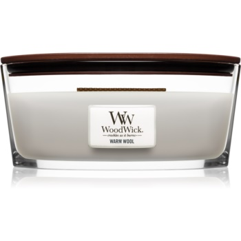 Woodwick Warm Wool lumanari parfumate 453,6 g Hearthwick