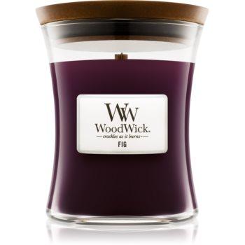Woodwick Fig duftkerze mit Holzdocht 275 g