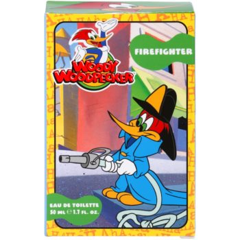 Woody Woodpecker Firefighter Eau de Toilette For Kids 4