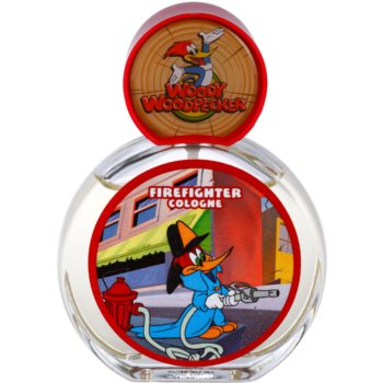 Woody Woodpecker Firefighter Eau de Toilette For Kids 2